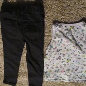 Other - Toddler Girl sz 3t Matching Set